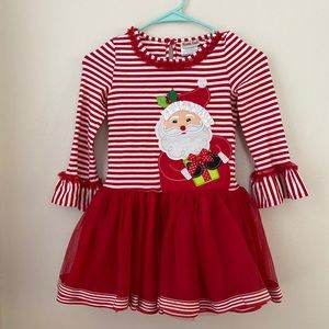 Boutique Christmas Dress size 5